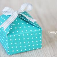 Anleitung: Geschenkbox mit dem Envelope Punch Board