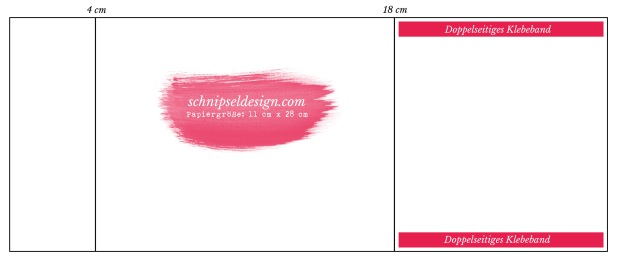 Falzplan-Geschenk-Kuvert-Geburtstag-Geschenkschleife-schnipseldesign