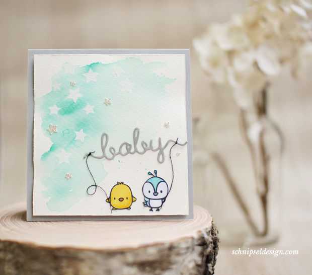 stampin-up-aqua-painter-jade-mama-elephant-just-hatched-cleary-besotted-baby-karte-sternenkonfetti-schiefergrau-schnipseldesign-osterreich-1