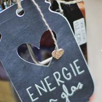 Geschenksidee - Energie im Glas
