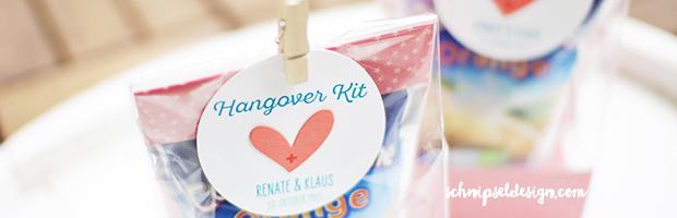 hangover kits gastgeschenke schnipseldesign. Black Bedroom Furniture Sets. Home Design Ideas