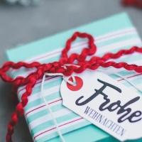 Geschenke für Weihnachten #4 - Schlüsselanhänger