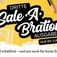 Sale-A-Bration - Dritte Runde