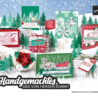 Stampin' Up! Herbst-/ Winterkatalog 2020